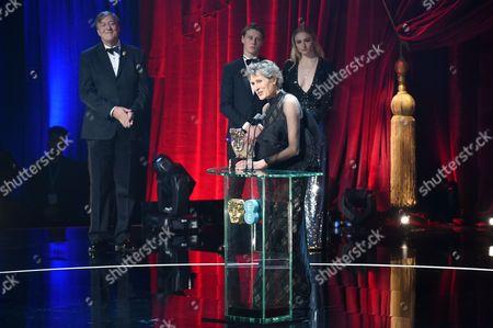 Editorial picture of EE BAFTA British Academy Film Awards, Show, Royal Albert Hall, London, UK - 12 Feb 2017