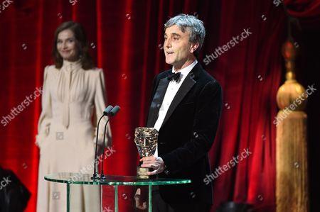 Philip Knatchbull - Outstanding Contribution to British Cinema