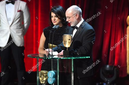 Editorial picture of EE BAFTA British Academy Film Awards, Show, Royal Albert Hall, London, UK - 12 Feb 2017