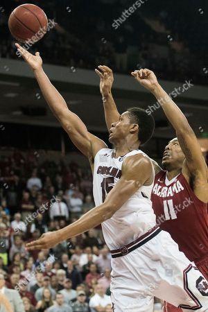 Editorial photo of Alabama South Carolina Basketball, Columbia, USA - 07 Feb 2017