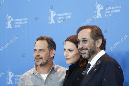 Moritz Bleibtreu, Antje Traue and Sam Garbarski