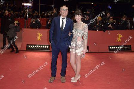 Danny Boyle and Anjela Nedyalkova