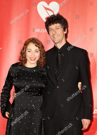 Regina Spector and Jack Dishel