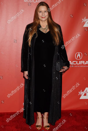 Editorial picture of MusiCares Person of the Year Gala, Arrivals, Los Angeles, USA - 10 Feb 2017