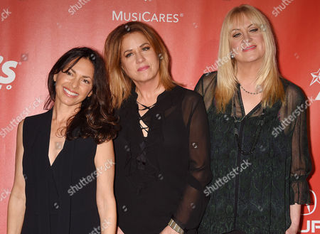 Susanna Hoffs, Debbi Peterson, Vicki Peterson (The Bangles)