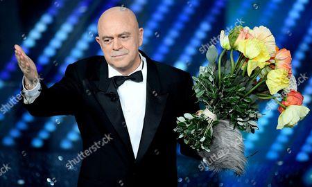 Editorial photo of 67th Sanremo Music Festival 2017, Italy - 11 Feb 2017