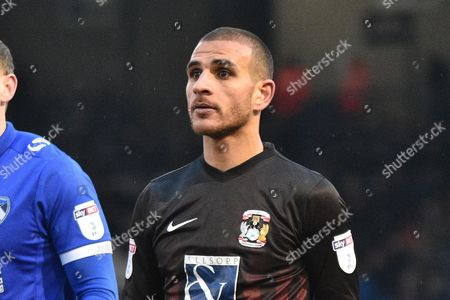Editorial image of Oldham Athletic v Coventry City, EFL Sky Bet League 1 - 11 Feb 2017
