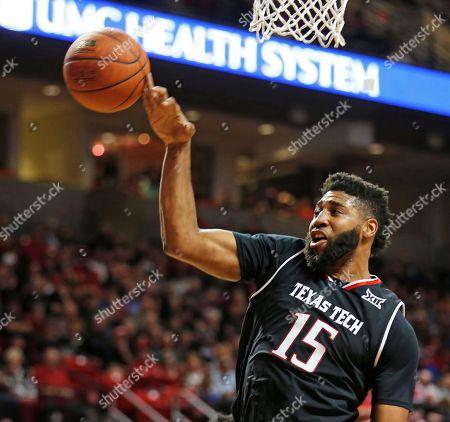Editorial picture of Kansas Texas Tech Basketball, Lubbock, USA - 11 Feb 2017