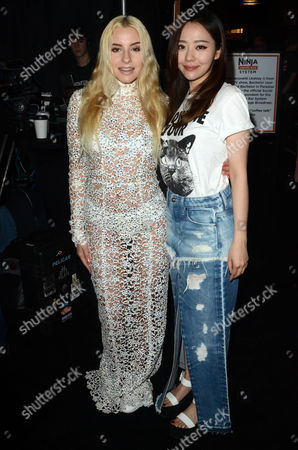 Stock Picture of Sophie Beem, Zhang Liangying