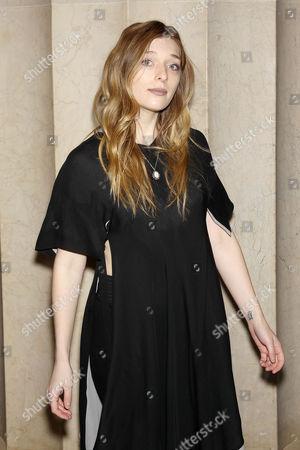Editorial picture of Jill Stuart Fall / Winter 2017 Fashion Presentation, New York, USA - 11 Feb 2017