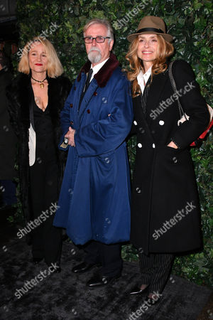 Editorial image of Charles Finch hosts 18th annual private pre-BAFTAs dinner, Annabel's, London,UK - 11 Feb 2017
