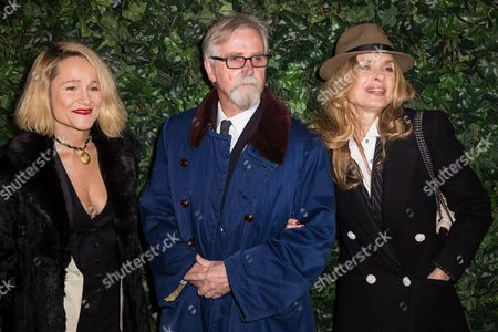 Editorial picture of Charles Finch hosts 18th annual private pre-BAFTAs dinner, Annabel's, London,UK - 11 Feb 2017