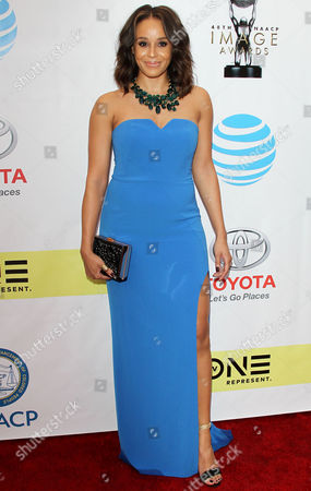 Editorial image of NAACP Image Awards, Arrivals, Los Angeles, USA - 11 Feb 2017