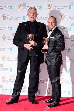 Editorial picture of EE BAFTA British Academy Film Awards, Press Room, Royal Albert Hall, London, UK - 12 Feb 2017