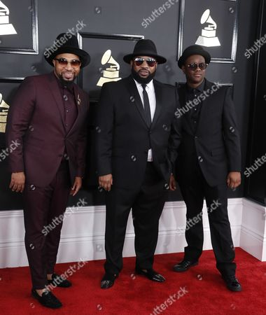 Editorial photo of Arrivals - 59th Annual Grammy Awards, Los Angeles, USA - 12 Feb 2017