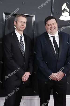Ben Slota and Brad Morris