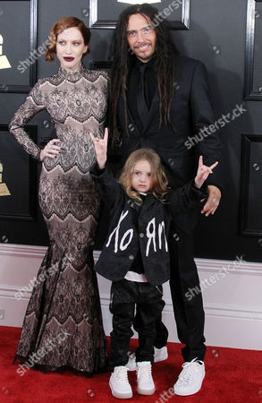 Editorial photo of 59th Annual Grammy Awards, Arrivals, Los Angeles, USA - 12 Feb 2017