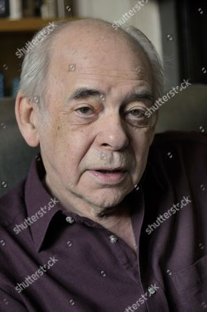 Editorial picture of Alan Plater  - 30 Oct 2008