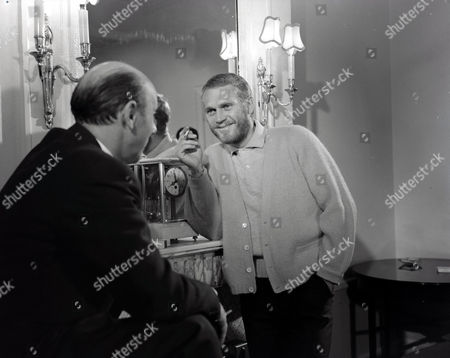 'Shooting Stars'  TV - 1961 -  Donald Zec interviews Steve McQueen