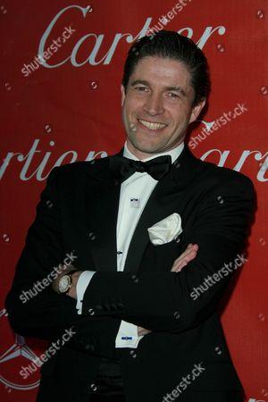 CEO of Cartier Frederic de Narp