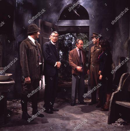 Victor Winding (as Benjamin Sweet), David Garth (as Thurloe), Burnell Tucker (as Cliff), Reginald Barratt (as Cowking)