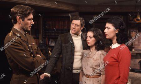 Alan Tucker (as F/Lt King), Victor Winding (as Benjamin Sweet), Joanna Marie Jones (as Elizabeth Flaxton) and cast members