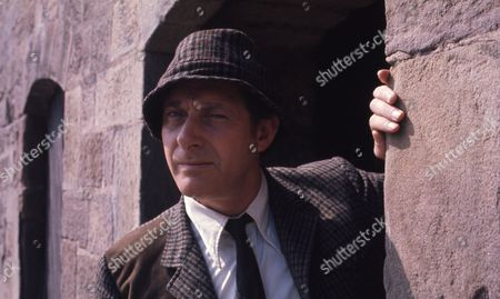 Stock Picture of Victor Winding (as Benjamin Sweet)