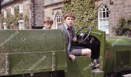 Editorial image of 'The Flaxton Boys - Series Four' TV Series - 1973