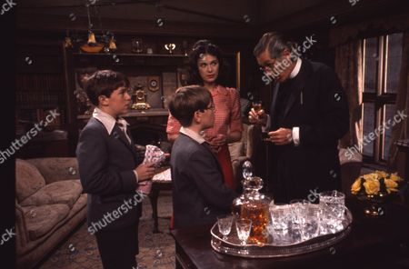 Editorial photo of 'The Flaxton Boys - Series Four' TV Series - 1973
