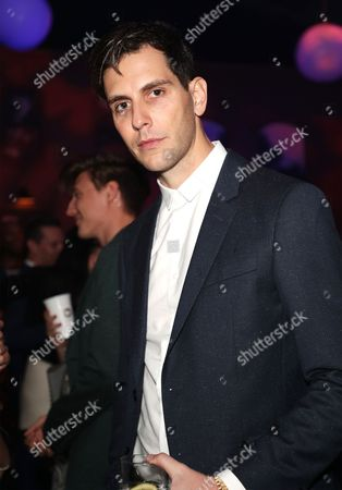 Stock Photo of Gabriel Saporta