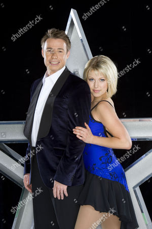 Stock Picture of Graeme Le Saux and Kristina Lenko
