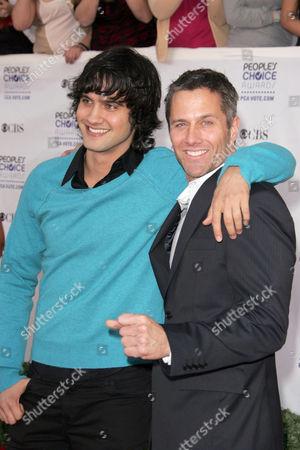 Michael Steger and Rob Estes