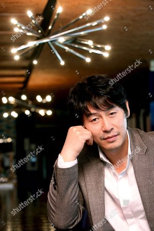 Stock Photo of South Korean Actor Sul Kyoung-gu Poses For a Photograph Seoul South Korea on 22 November 2007 Sul Kyoung-gu Plays the Leading Role in the Hard-boiled Romantic Comedy 'Fight' Directed by Han Ji-seung Which Will Be Released in South Korea on 13 December 2007 Korea, Republic of Seoul