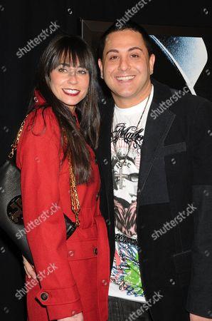 DJ Skribble and wife Dana