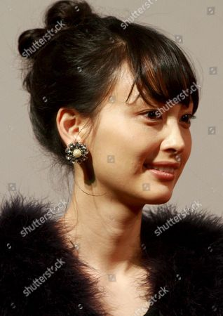 South Korean Actress Lee Na-young who Stars in the Movie 'Sad Dream ' Greets Reporters During a Publicity Event at the Cgv Theater in Seoul South Korea 23 September 2008 the Movie by South Korean Director Ki-duk Kim Will Be Released in South Korea on 09 October 2008 Korea, Republic of Seoul