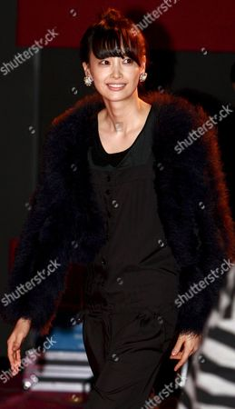South Korean Actress Lee Na-young who Stars in the Movie 'Sad Dream ' Arrives For a Publicity Event at the Cgv Theater in Seoul South Korea 23 September 2008 the Movie by South Korean Director Ki-duk Kim Will Be Released in South Korea on 09 October 2008 Korea, Republic of Seoul