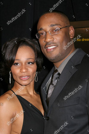 George Tillman Jnr and Marcia Wright