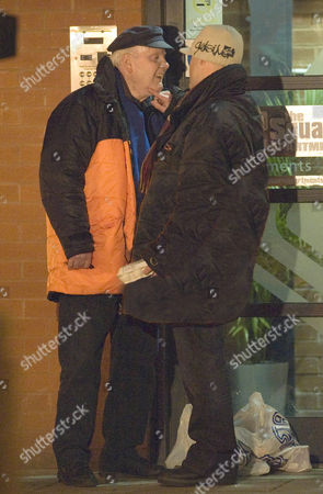 Editorial image of 'Coronation Street' location filming, Manchester, Britain - 07 Jan 2009