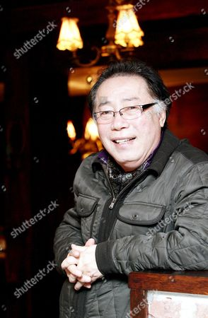 Stock Photo of South Korean Actor Byun Hee-bong is One of the Stars of 'The Game' a Thriller That Will Be Released on 31 January 2008 in South Korea Korea, Republic of Seoul