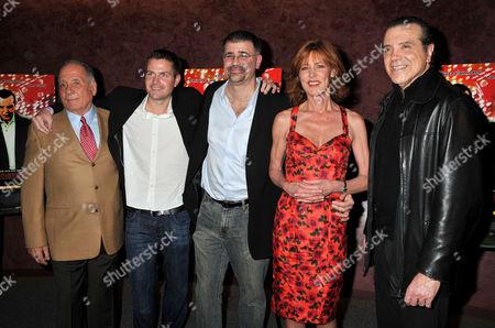 Editorial photo of 'Yonkers Joe' film premiere at the Landmark Theatre, Los Angeles, America - 07 Jan 2009