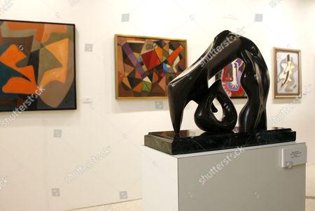 Sculpture by Blake Edwards