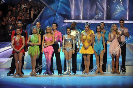 Todd Carty and Susie Lipanova Ellery Hanley and Frankie Poultney Michael Underwood and Melanie Lambert Jeremy Edwards and Darya Nucci Ray Quinn and Maria Filippov Donal MacIntyre and Florentine Houdineirre  Graeme Le Saux and Kristina Lenko