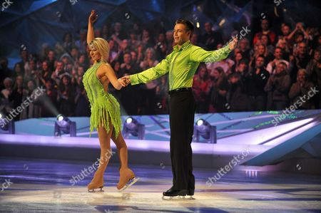 Editorial picture of Dancing on Ice TV Programme, Britain. - 11 Jan 2009