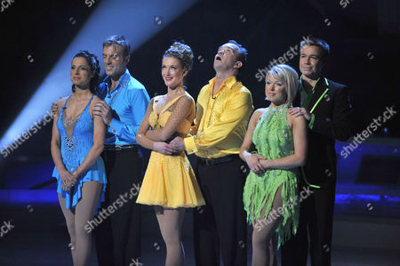 Editorial photo of Dancing on Ice TV Programme, Britain. - 11 Jan 2009