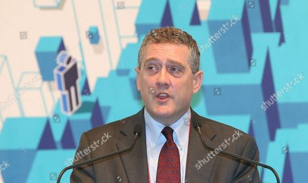James Bullard President and Ceo of the Federal Reserve Bank of St Louis Speaks During Bank of Korea's (bok) Annual International Conference at a Hotel in Seoul South Korea 30 May 2016 the Two-day Conference Titled 'Employment and Growth Roles of Macroeconomic Policy and Structural Reform ' Brings Together Dozens of Leading Economists From Around the World Korea, Republic of Seoul