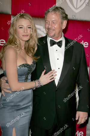 Blake Lively and father Ernie Lively