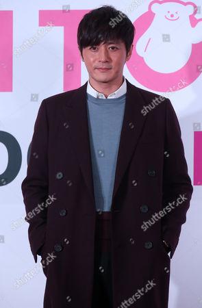 South Korean Actor Jang Dong-gun Attends an Event to Open the Sm Entertainment Coex Artium in Seoul South Korea 13 January 2015 Korea, Republic of Seoul