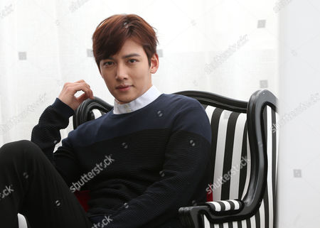 South Korean Actor Ji Chang-wook Poses For a Picture During an Interview in Seoul South Korea 23 February 2015 Korea, Republic of Seoul
