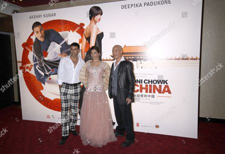 Editorial picture of 'Chandni Chowk to China' film premiere, London, Britain - 12 Jan 2009
