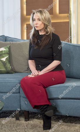 Editorial image of 'This Morning' TV show, London, UK - 13 Feb 2017